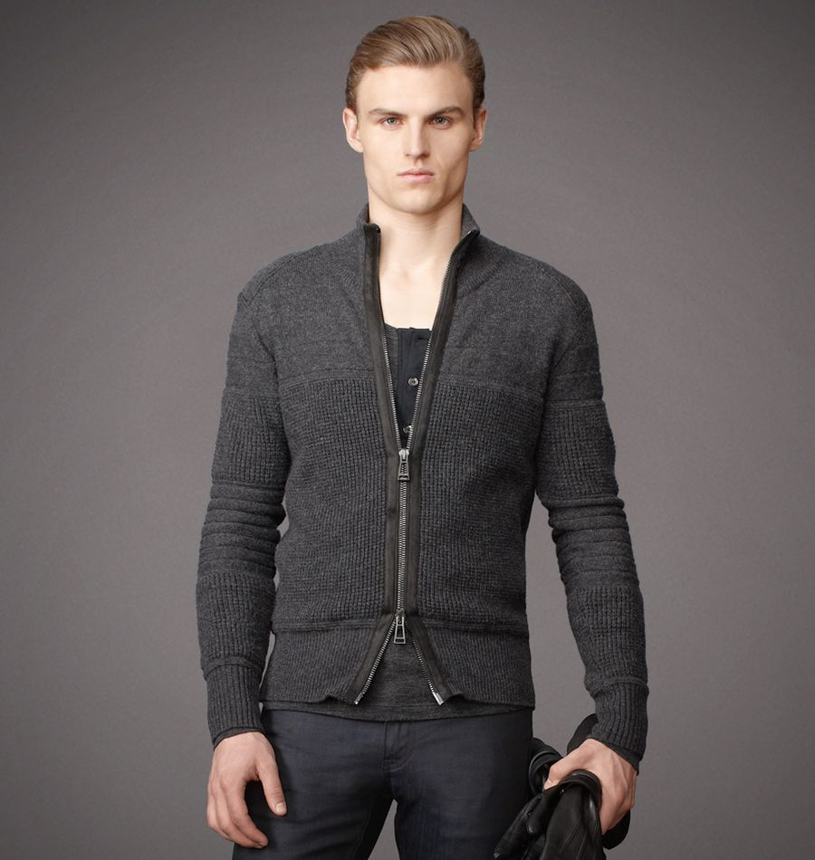 Belstaff | Mens Cashmere Shenley Sweater | Mens Designer Knitwear ...