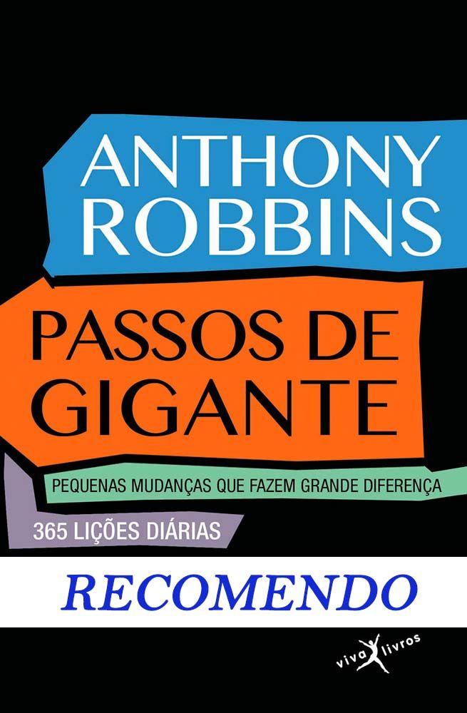 Analise Passos De Gigante Anthony Robbins Livros De