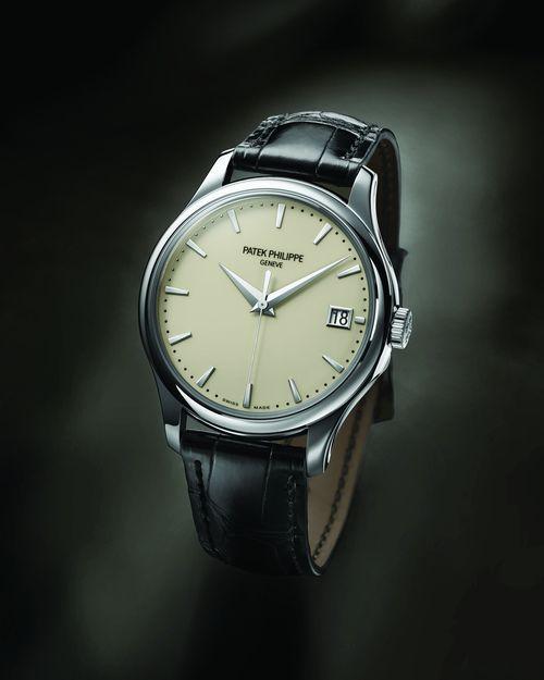 710bd6cee40 Patek Phillipe Calatrava Relógios De Luxo