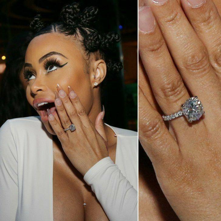 Celebrity Wedding Sets: Pin De Olia Haynes En Black Chyna En 2019