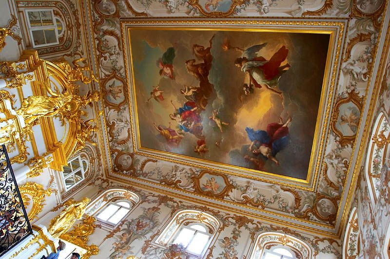ceiling mural - Google Search