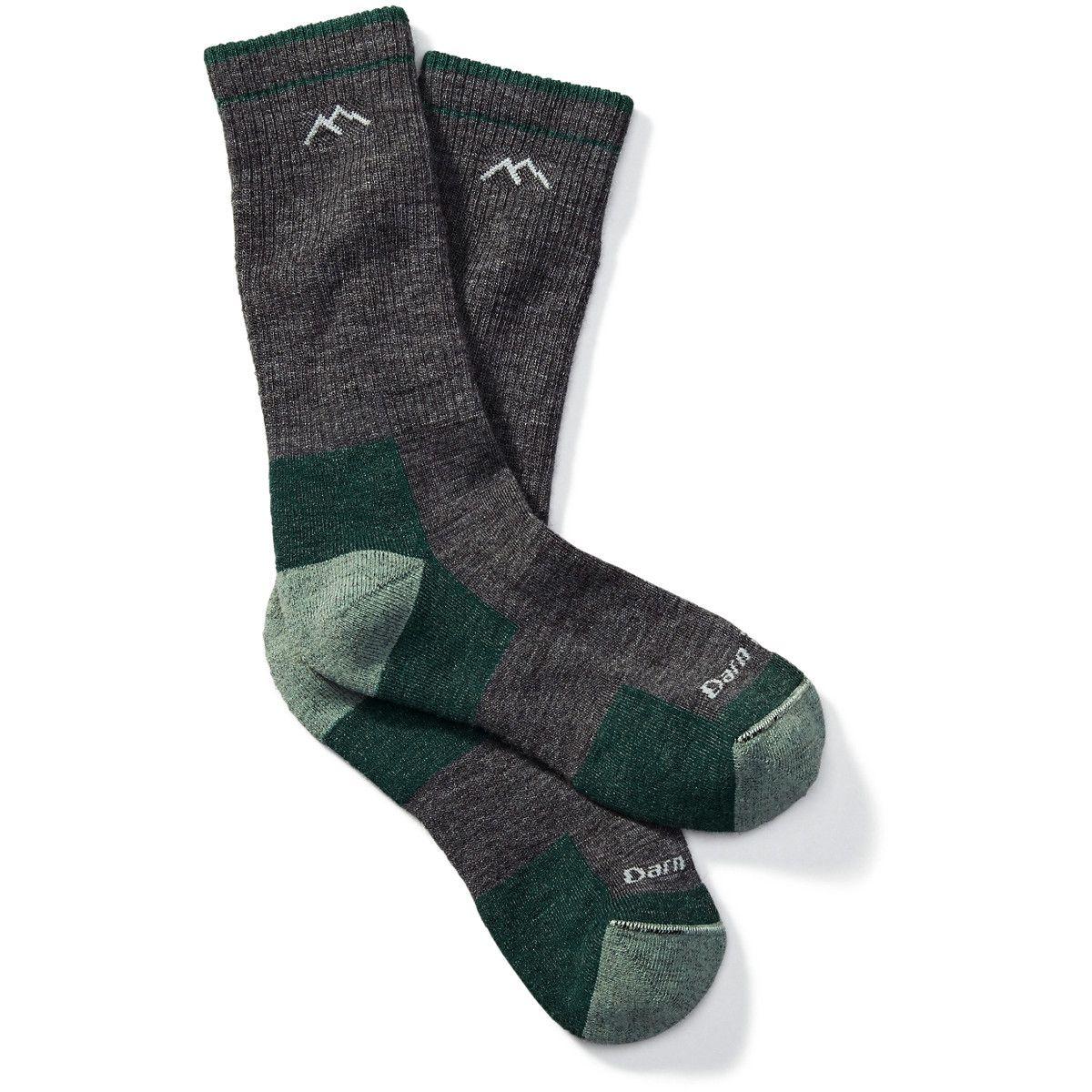 Darn Tough Women's Boot Sock Cushion Slate Women boot