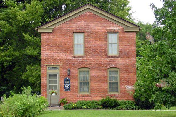 Knight Home Nauvoo Illinois Nauvoo Colonial House Church History Sites