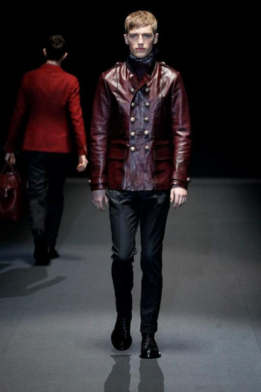 Town   Country  Gucci Fall Winter 2013-2014 Mens Collection ... 876380621a5