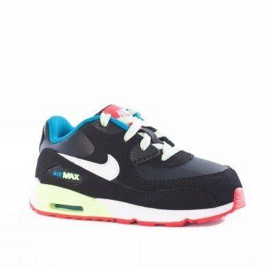 Nike Air Max 90 – Kinder Lifestyle Sneaker – Schwarz – Gr
