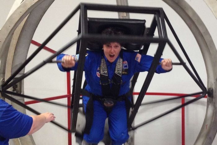 Canberra Principal Returns From Week At Space Camp