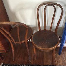 Original Thonet and Kohn Mundus Bentwood Chairs & Original Thonet and Kohn Mundus Bentwood Chairs | to sit | Pinterest ...