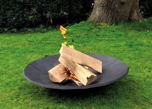 Feuerschale Guss O 72 Cm Schwarz Feuerschale Feuer Grillkamin