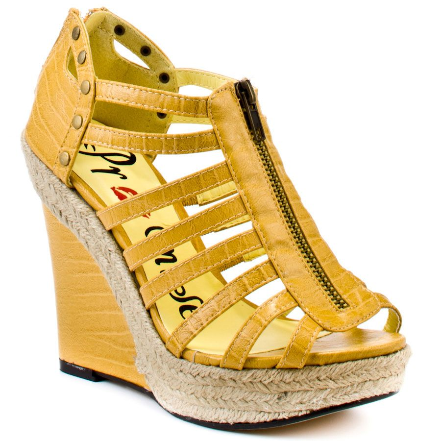 Promise shoes womenus primm u mustard shoesレ o 乇