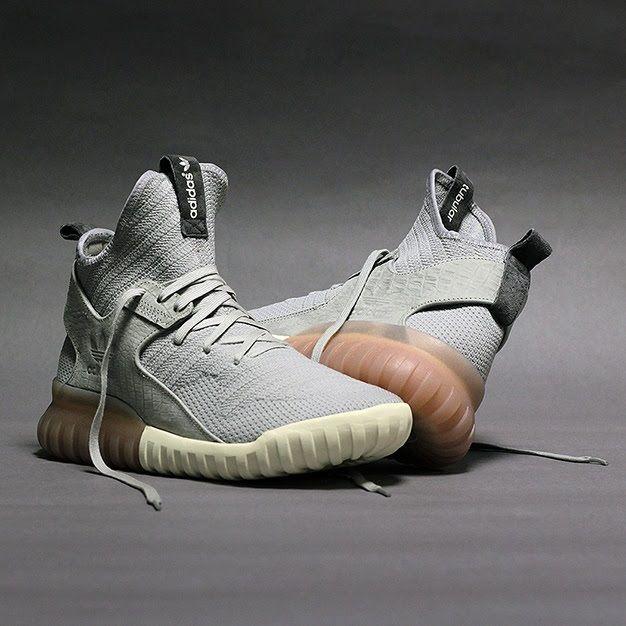 Adidas Originals Tubular X Primeknit Grey Adidas