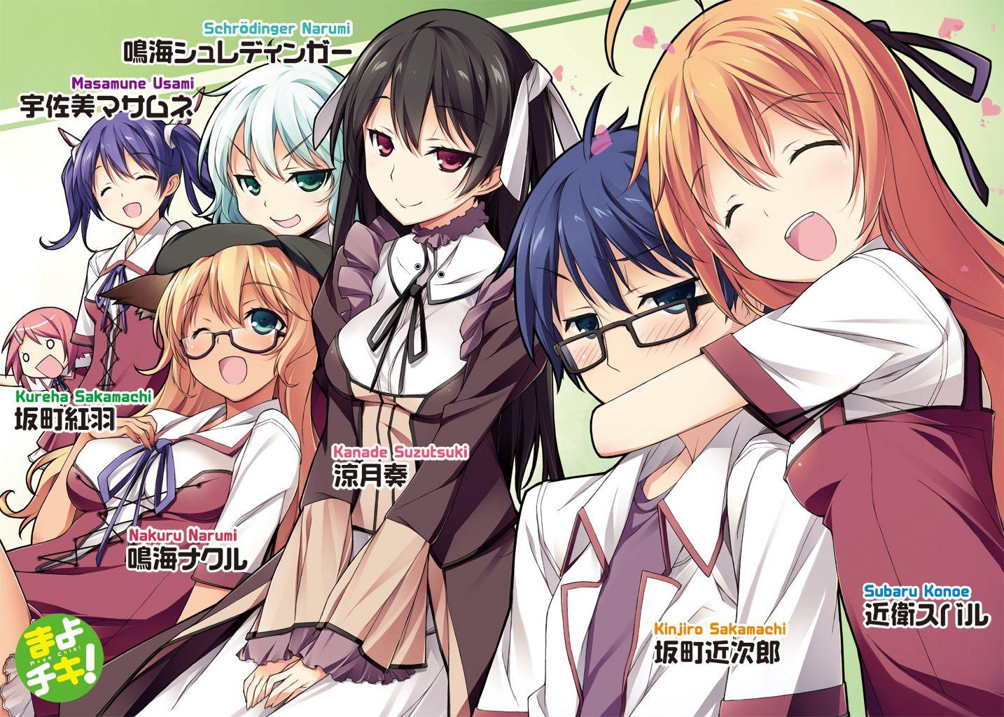 Mayo Chiki Mayo Chiki Anime Anime Images
