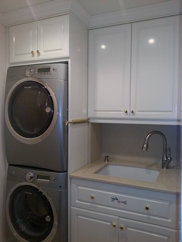 Beau Laundry Room Storage, California Closets