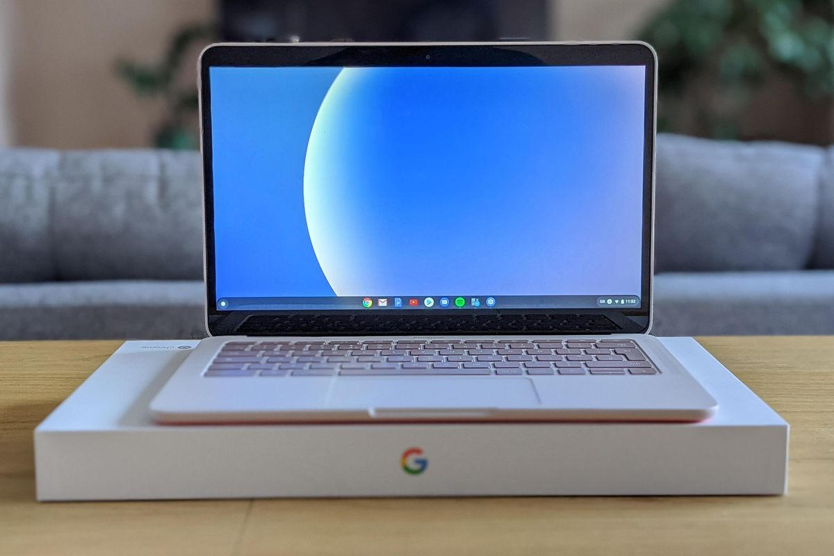 Forget Apple S Macbook Or Microsoft S Surface This Is A Serious Laptop In 2020 Chromebook Chromebook Pixel Chrome Apps