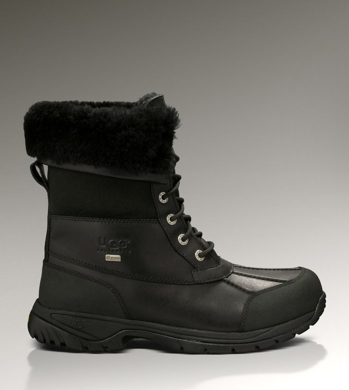 71d1f7e030c Mens UGG Butte 5521 Boots Black | 2013 ugg boots for kids | Discount ...