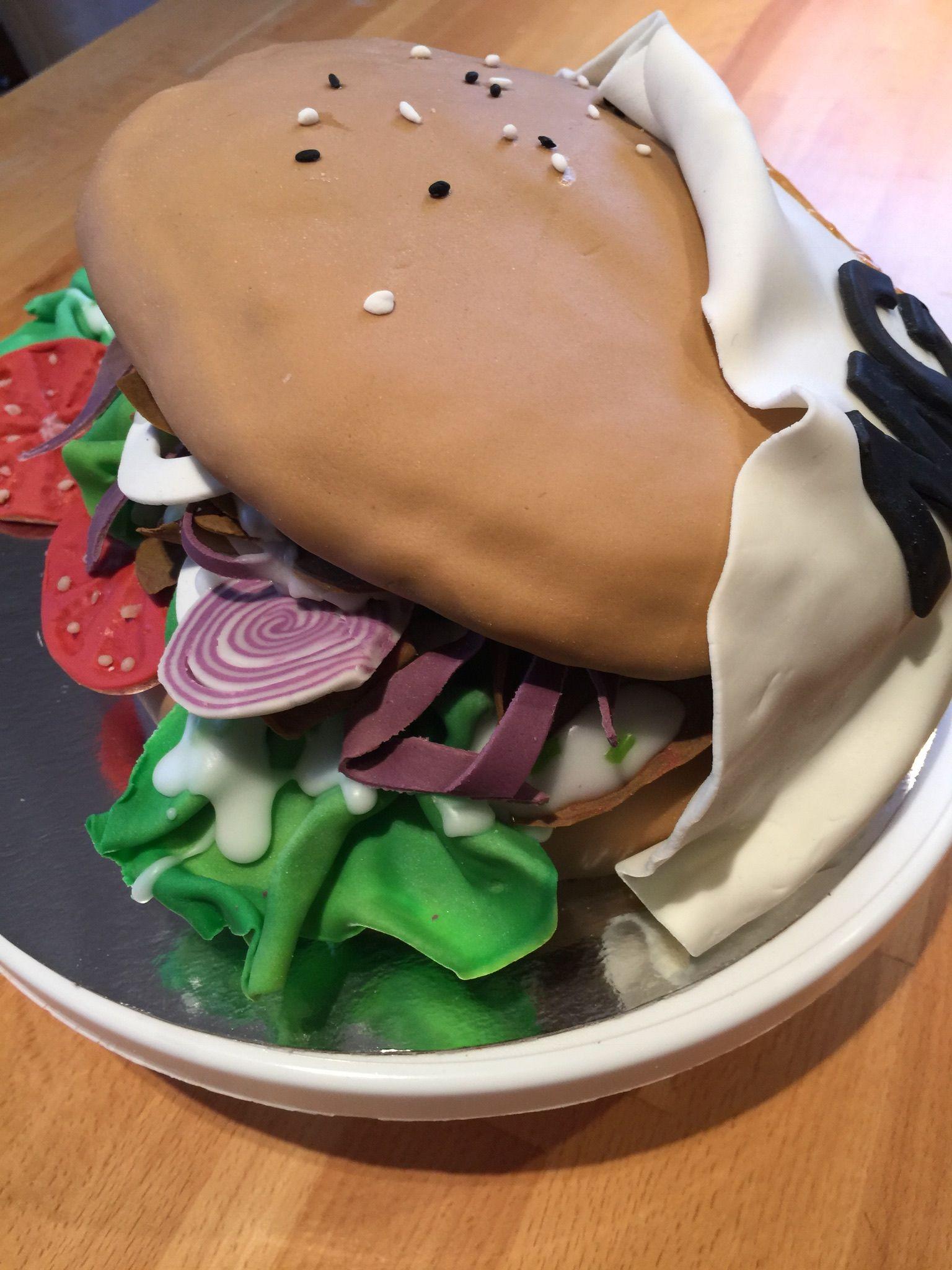 Attrayant Döner Torte Geburtstagstorte, Kuchen