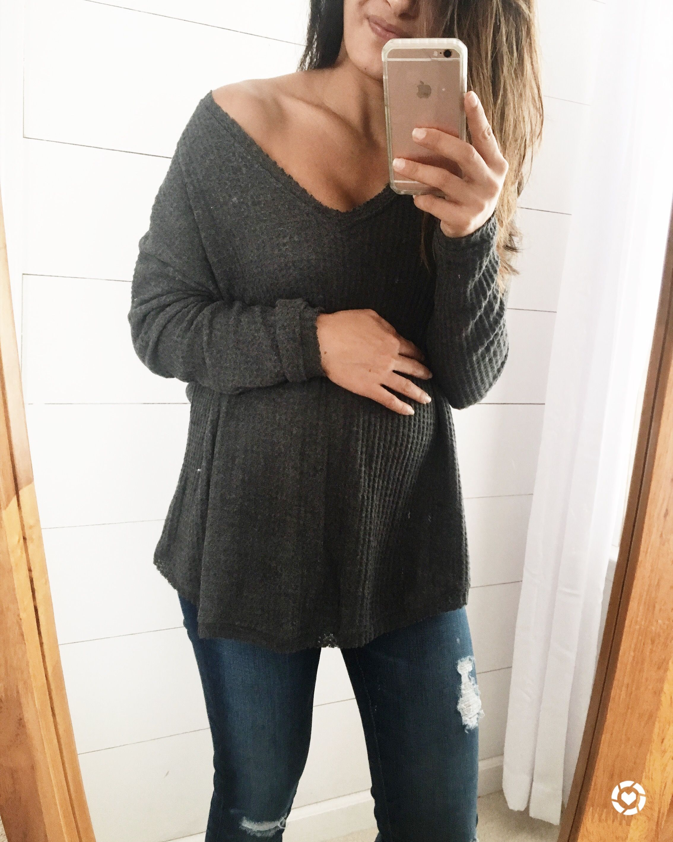 this comfy oversized sweater is perfect for fall outfits! | my ...