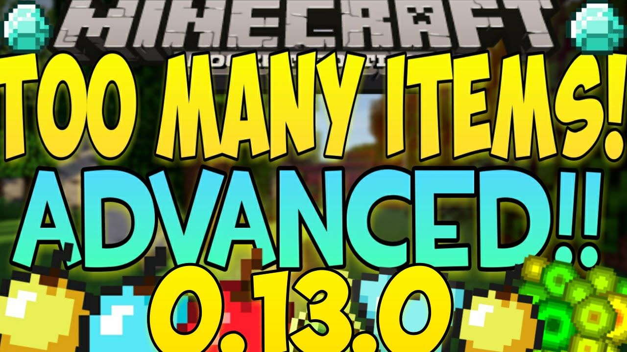 download minecraft pe 0.13-1 apk
