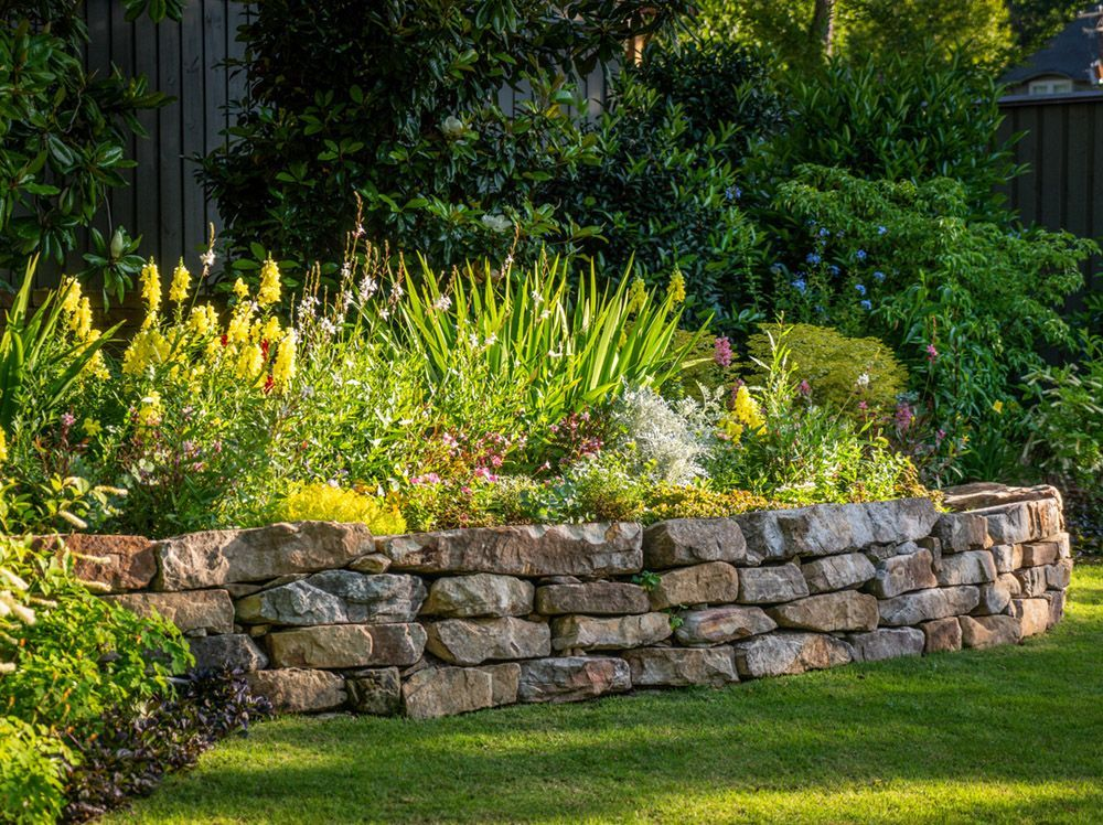 Fall Gardening Checklist Gardens Of The World Autumn Garden Landscape Design