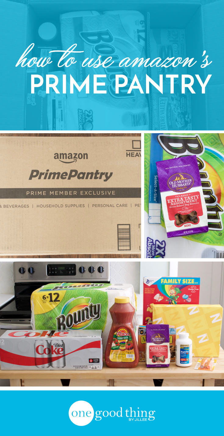 How To Use Prime Pantry Like A Pro To Save Time And Money One Good Thing By Jillee Fun To Be One Amazon Prime Pantry Car Cleaning Hacks