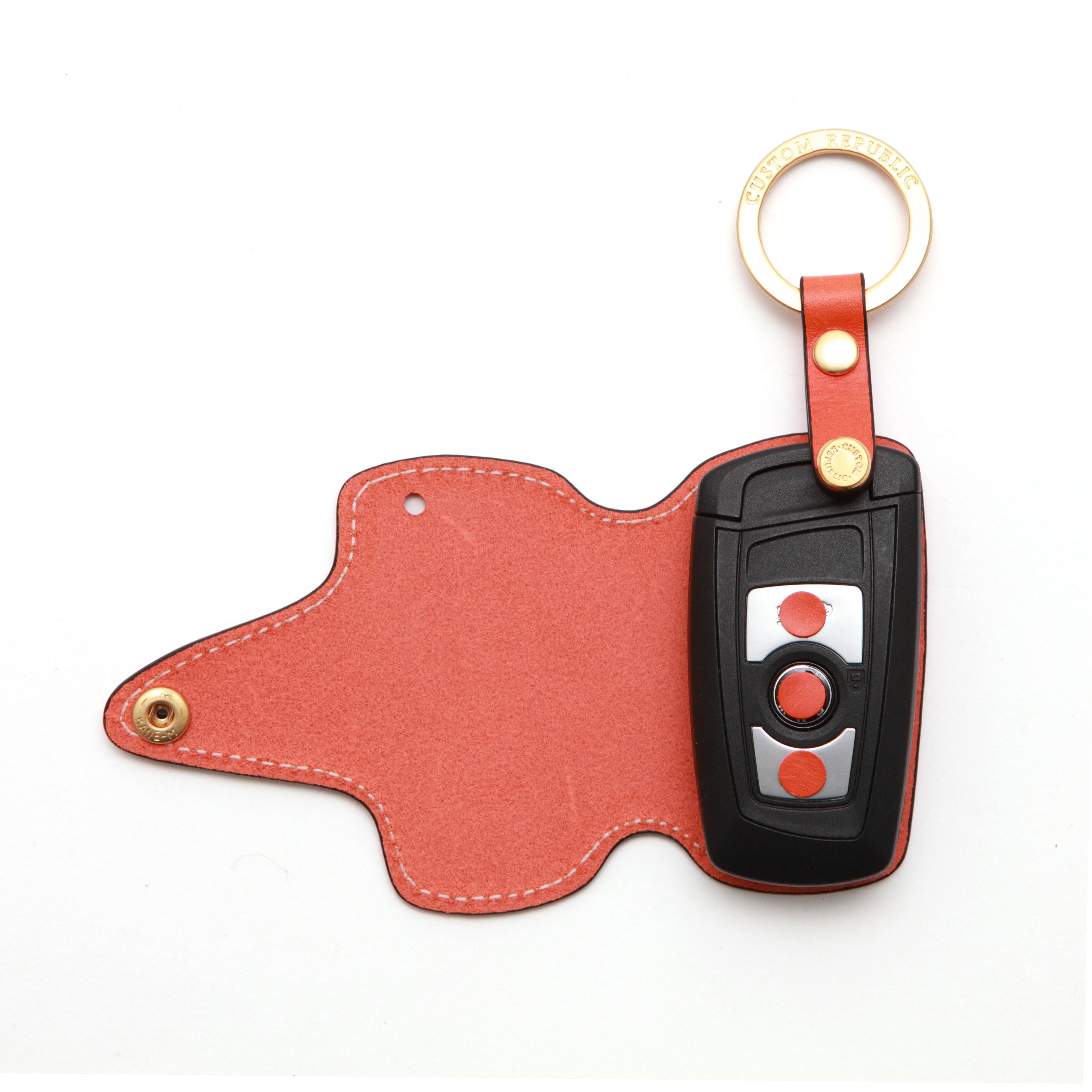 BMW 13 series Buttero leather keycase from Custom