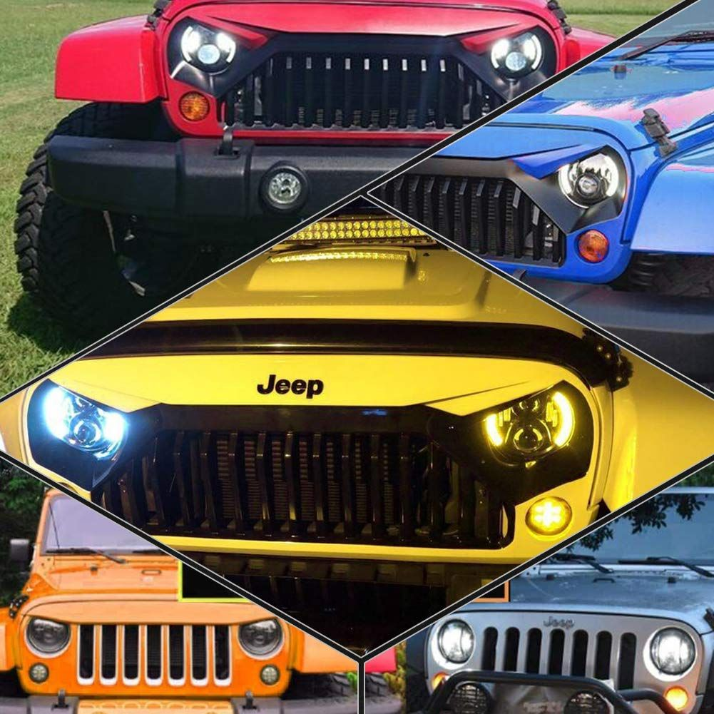 收藏到 Jeep Led Lights Series