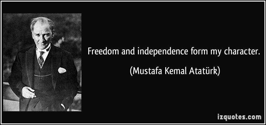 Mustafa Kemal Ataturk Famous Quotes Quotes Great Quotes