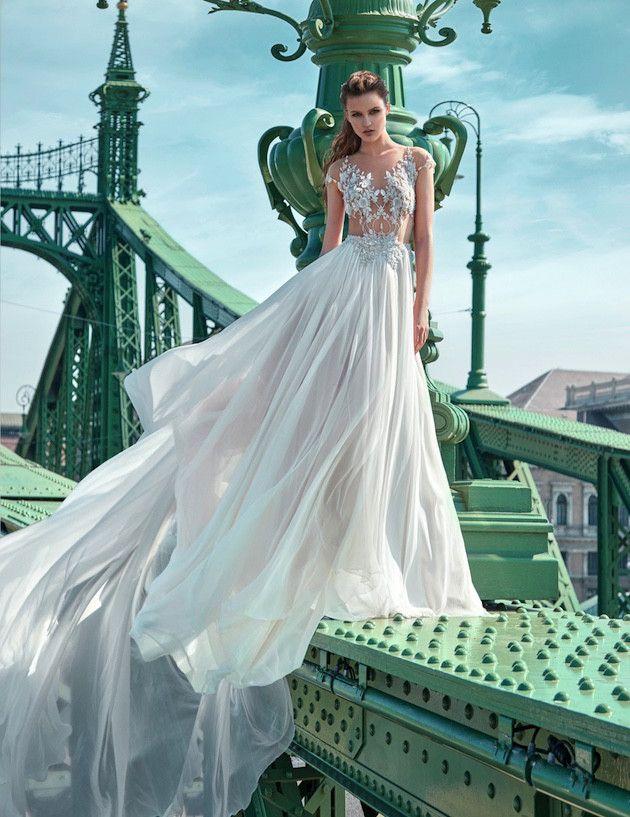 Gala Collection; Read to Wear Wedding Dresses by Galia Lahav ...