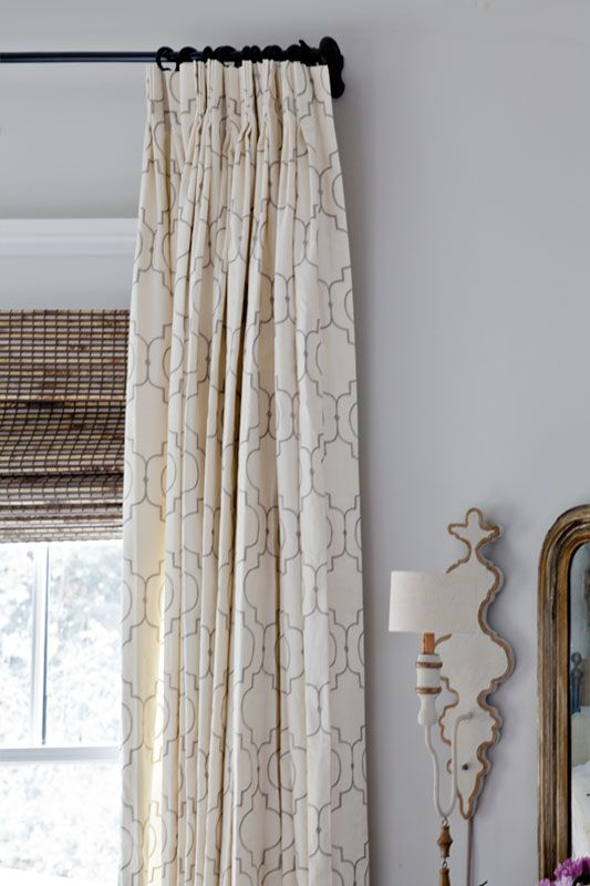 Add Elegance With Curtains