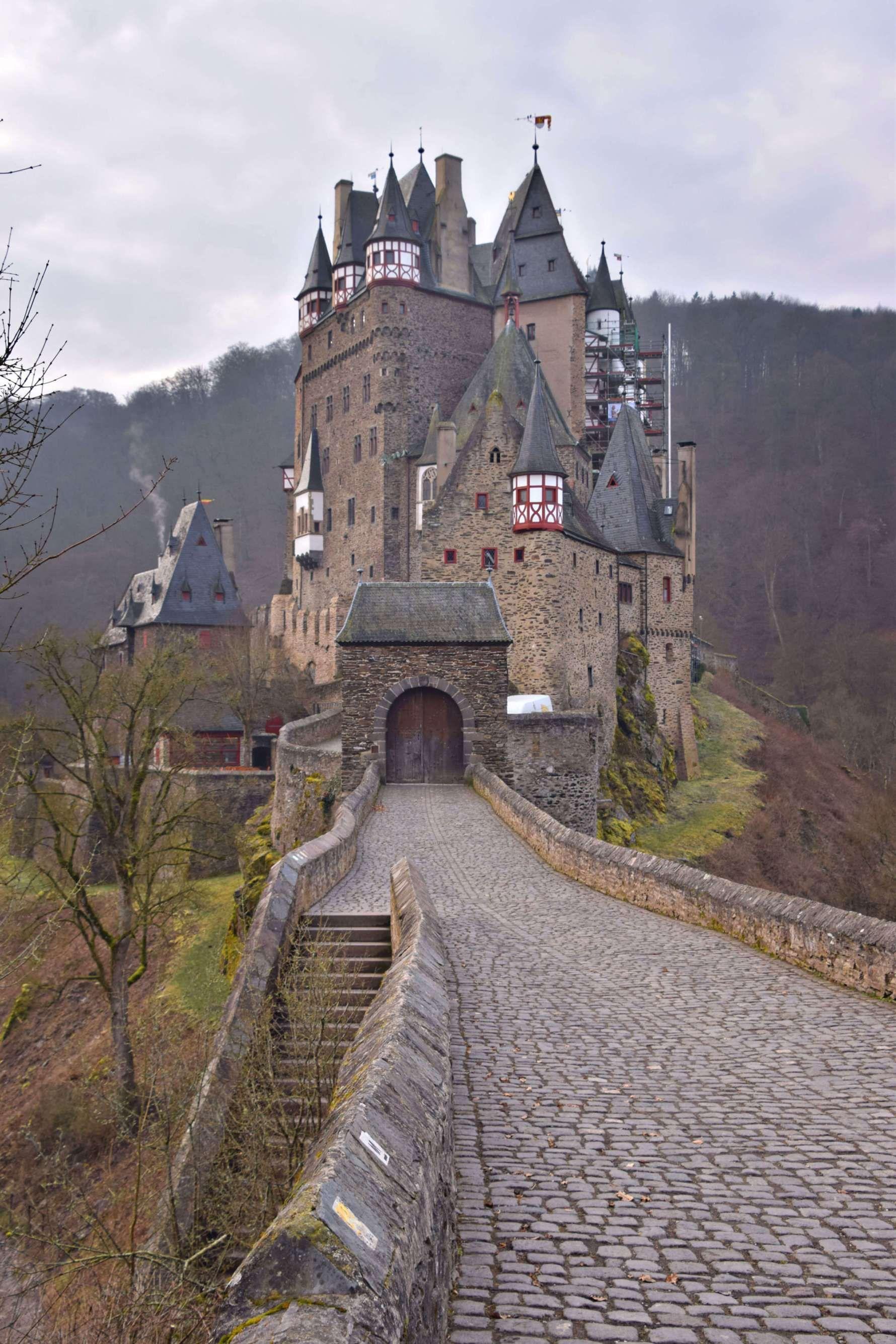 An Enchanting Experience At The Burg Eltz Castle Burg Eltz Castle Germany Castles European Castles