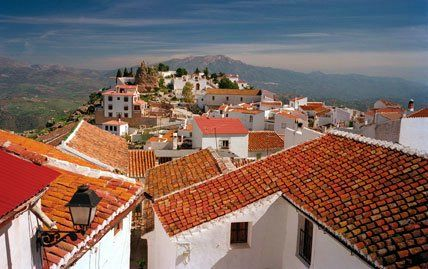 Axarquia in Costa del Sol, #Andalucía