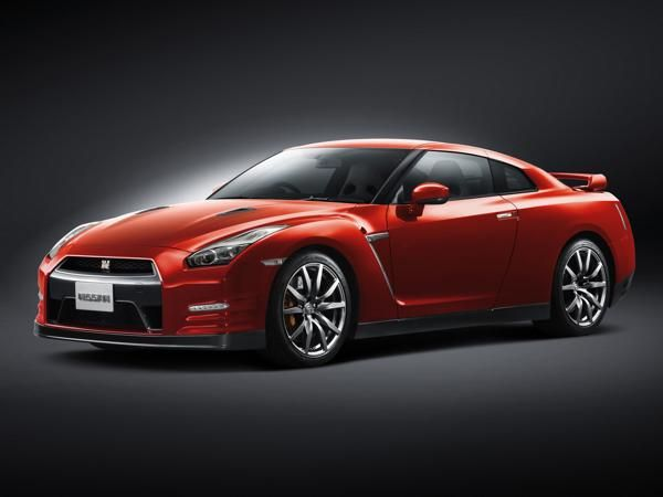 #Nissan GT R Revamped For 2014