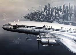 Lockheed Constellation.