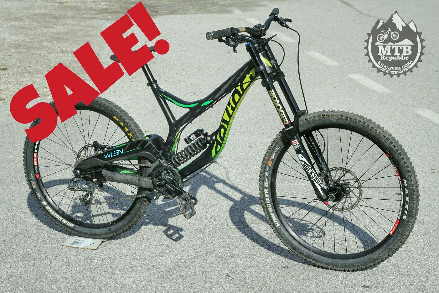 Www Bikerental Si We Sell Some Of Our Used Dh Fleet Contact Us