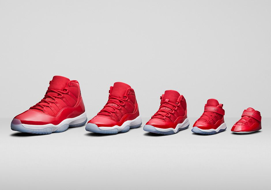 Air Jordan 11 Pinacle Randonneur