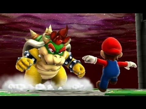 New Super Mario Bros  2 (3DS) - All Koopaling and Bowser