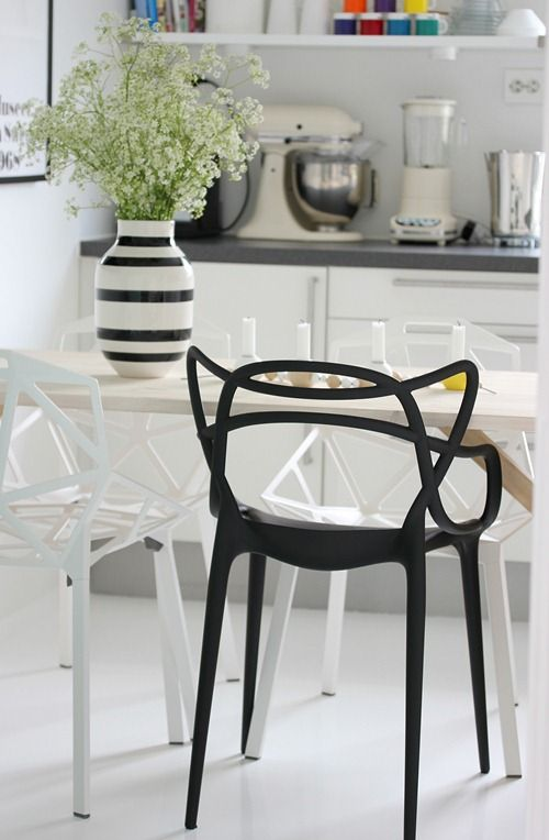 #Black   Masters By Philippe Starck