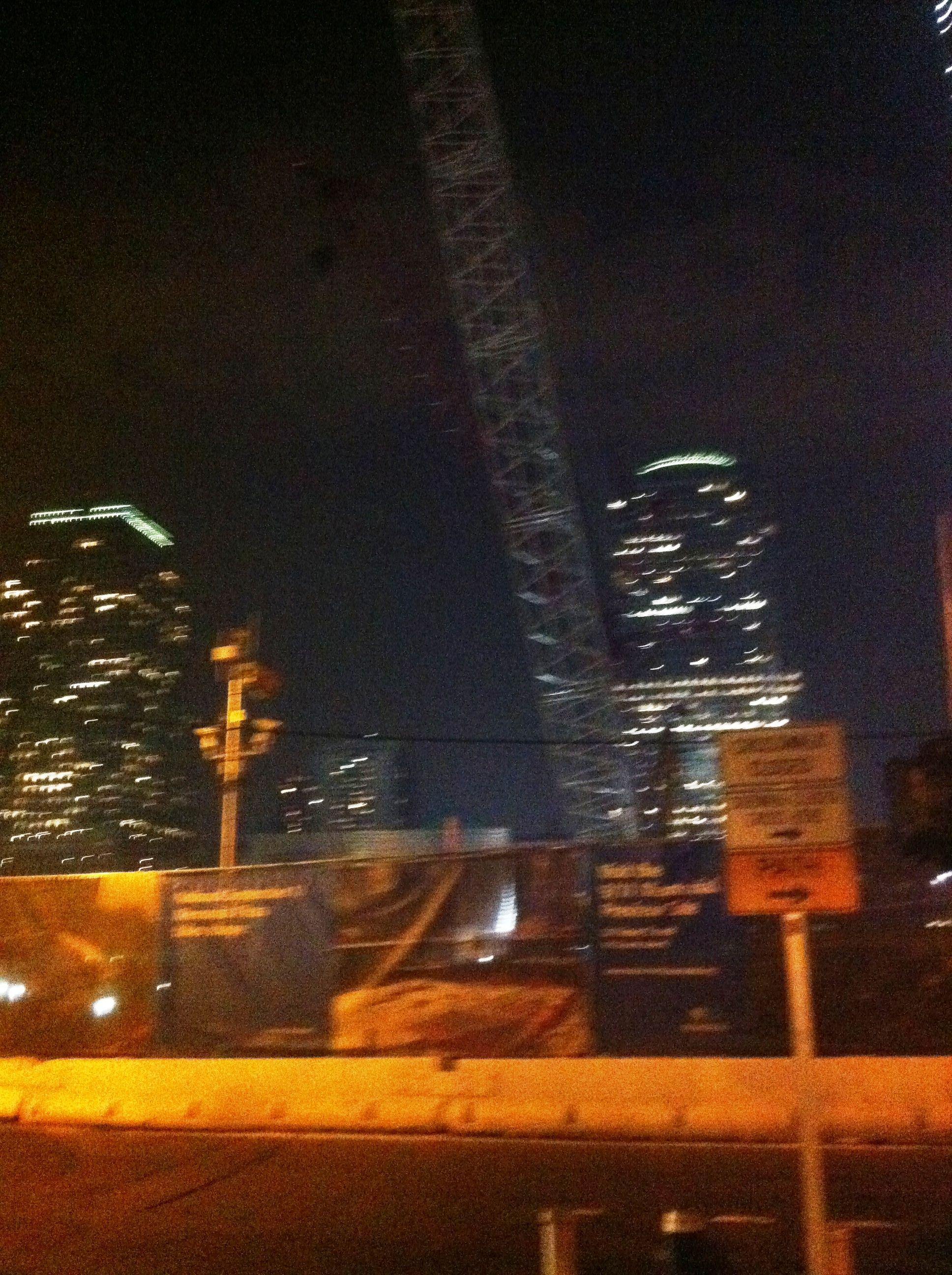 Ground Zero being reborn