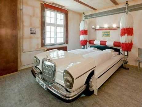 30 Unusual Beds Creating Extravagant and Unique Bedroom Decor ...