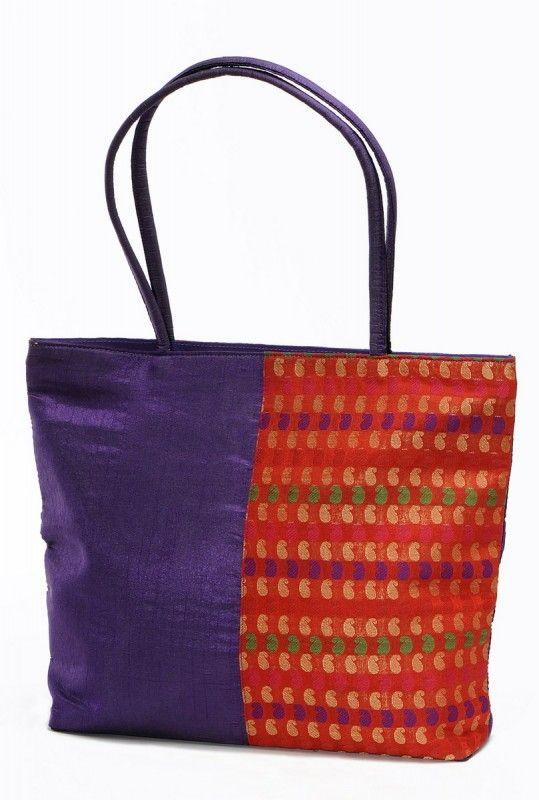 e4e471b077ea From a Saree to a Bag