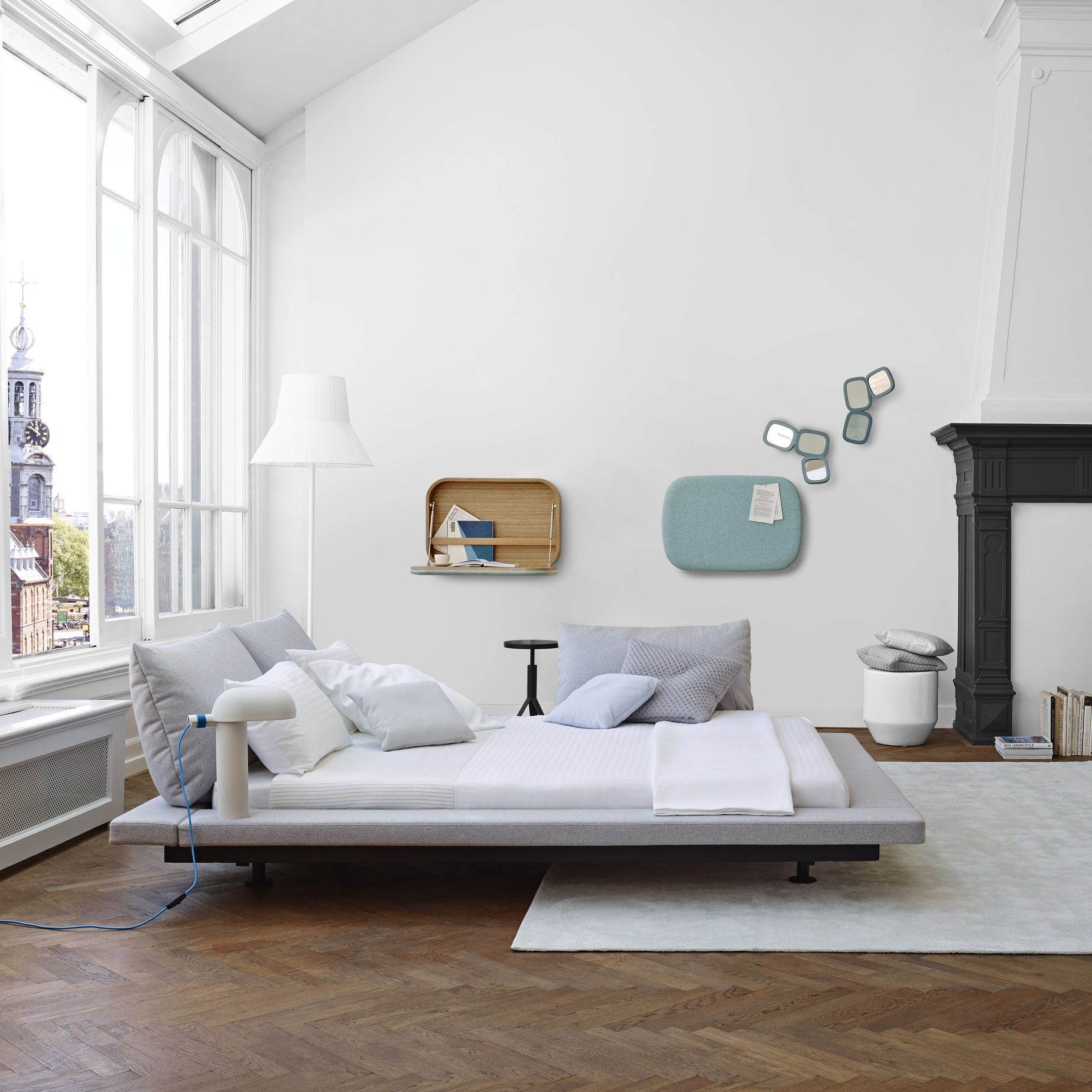 peter maly 2 lits designer peter maly ligne roset ideas for the house pinterest lit. Black Bedroom Furniture Sets. Home Design Ideas