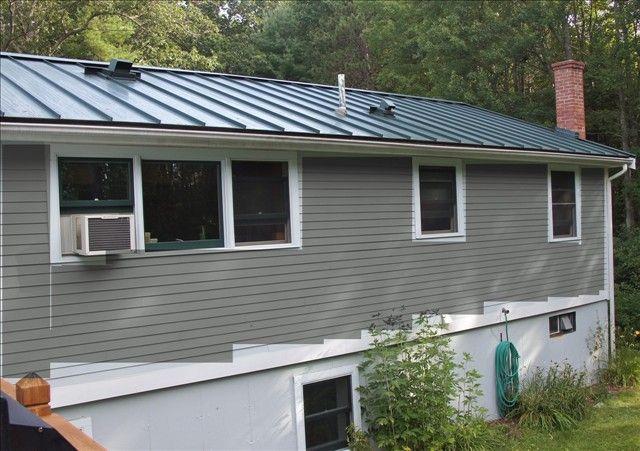 Sherwin williams gray exterior paints photos painted - Sherwin williams exterior colors 2014 ...