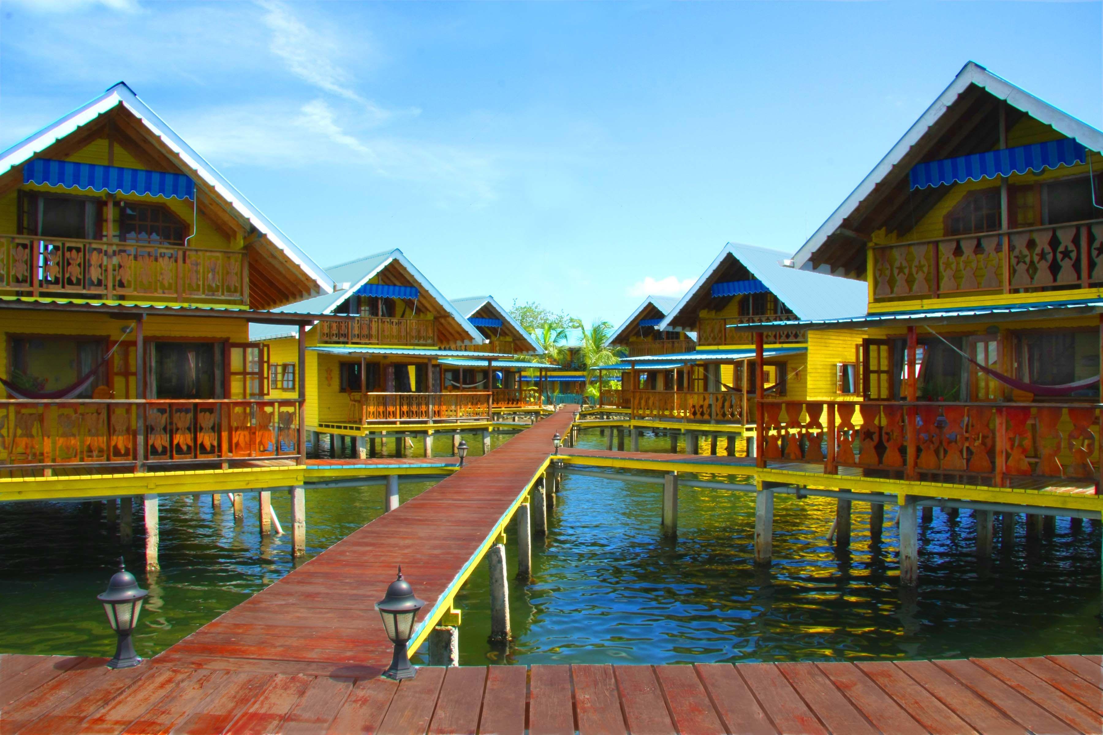 Bocas Del Toro Panama Resorts: Koko Resort In Bocas Del Toro, Panama