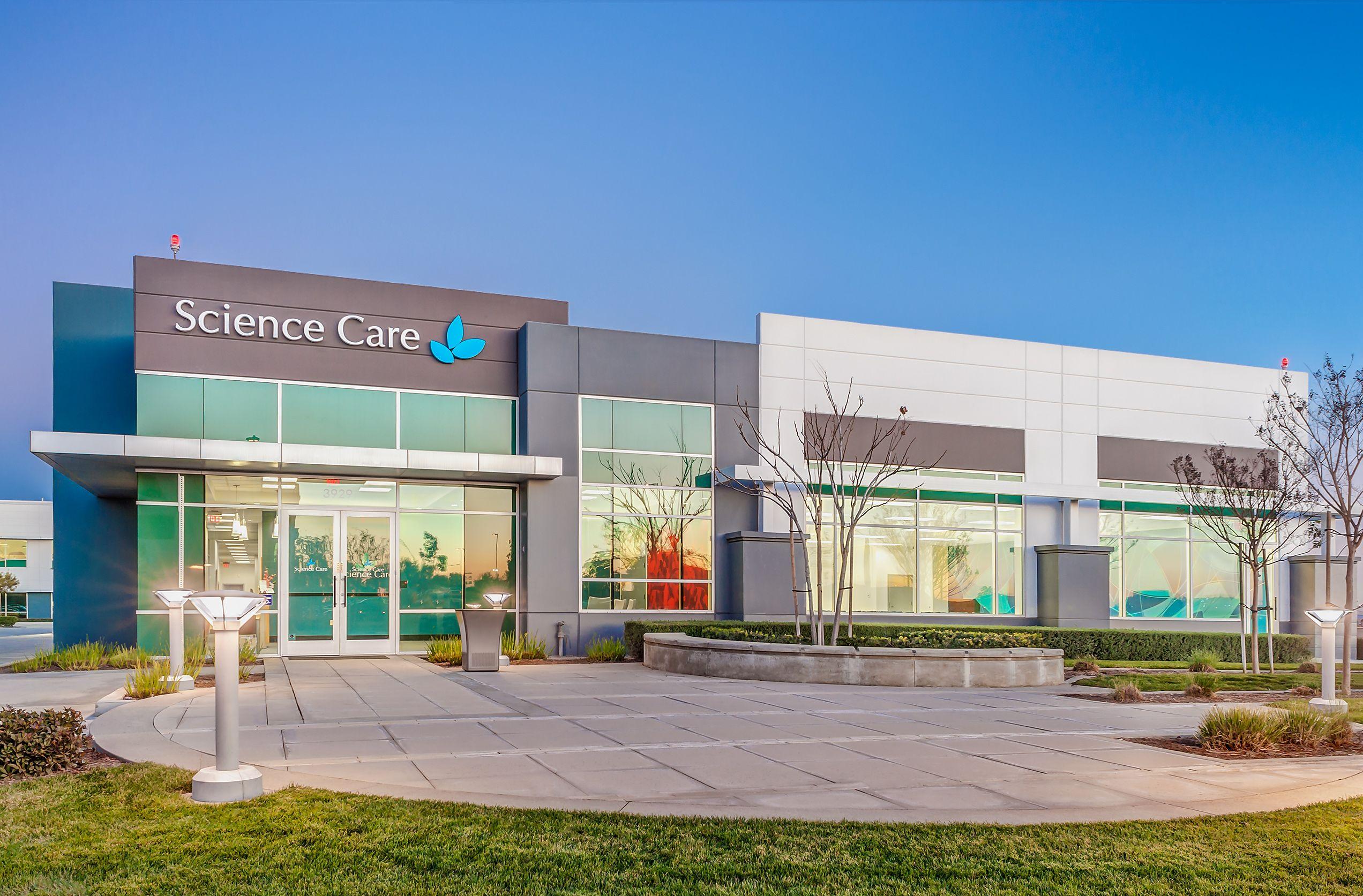 Long beach medical training facility sciencecare