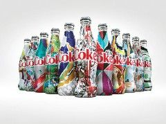 A new campaign turns every bottle of Diet Coke into a custom piece of art. Get collecting.Today, you probably know Diet Coke for its silver and red branding—which is more or less how it's looked since Coca-Cola's sugar-free alternative first launched in 1982. But starting this month, in a market wher