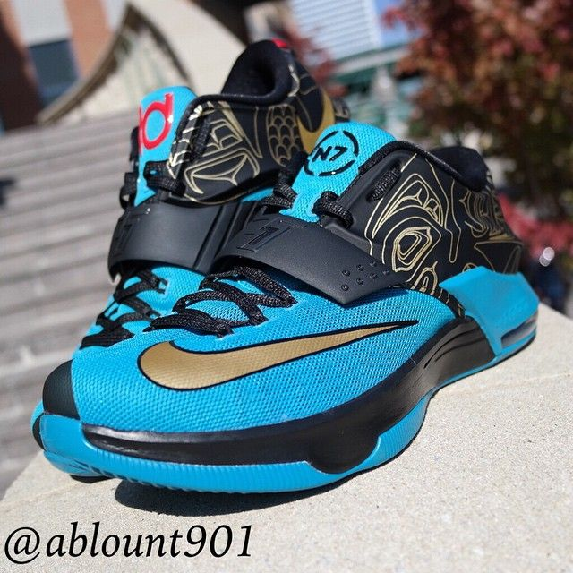 Nike KD 7 N7 | Sole Collector