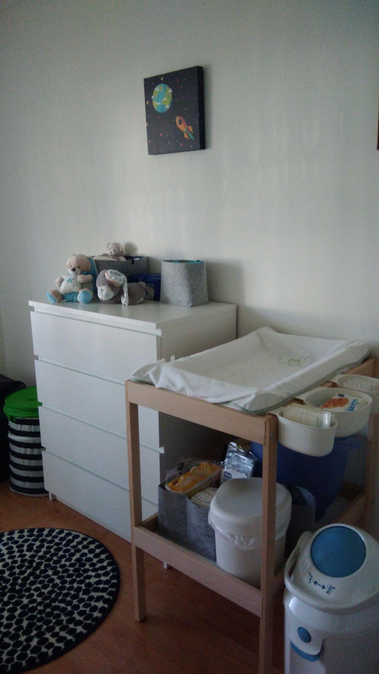 Baby Henriques Nursery Ikea Malm Dresser Ikea Sniglar