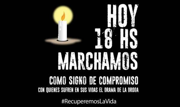 #RecuperemosLaVida - HOY marchamos