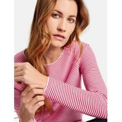 Photo of Fein geringelter Pullover Pink Gerry WeberGerry Weber