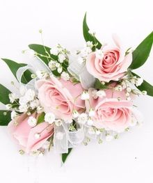 pink homecoming corsages - Google Search