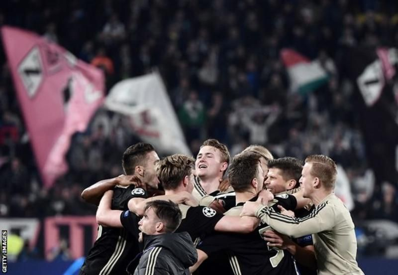 Champions League Tottenham V Ajax What Does Future Hold For Compelling Dutch Side Champions League Bbc Sport Football League